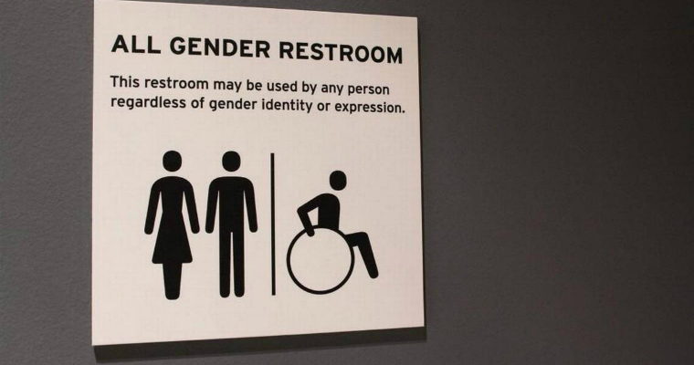 All-gender restroom bill