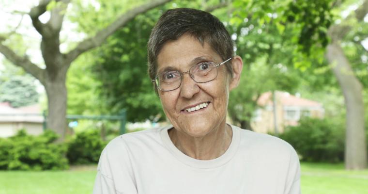 LGBT seniors - Marsha Wetzel
