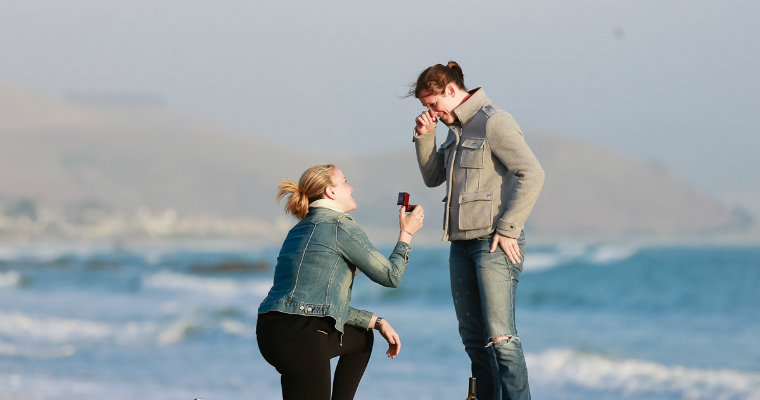 Lesbian Wedding Proposal Ideas How To Make Her Say Yes Lesbian News