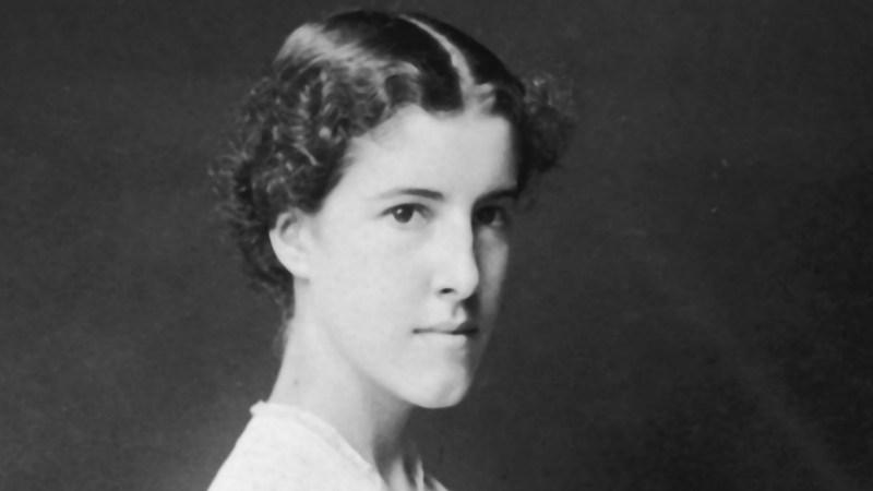 Late 19th century feminist Charlotte Perkins Gilman