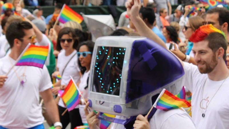 LGBT employees - tech industry