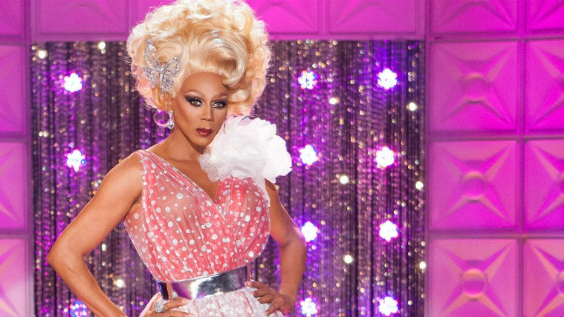 RuPaul - LGBT Emmy nominations