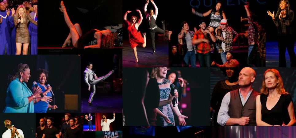 Broadway stars