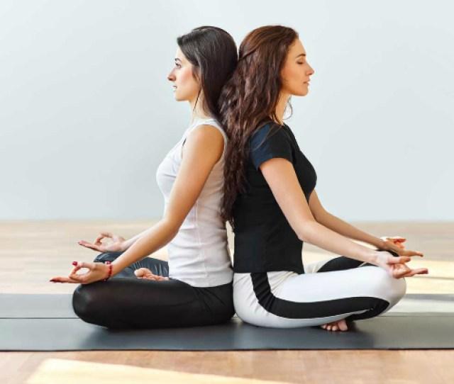 Yoga Exercises 1 Partner Breathing For Awareness