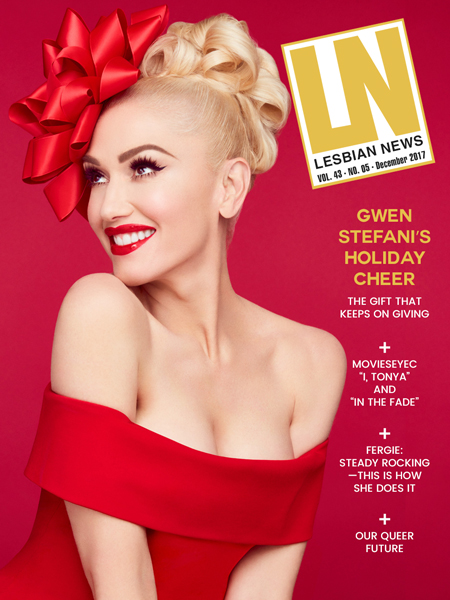 Lesbian News December 2017 Issue