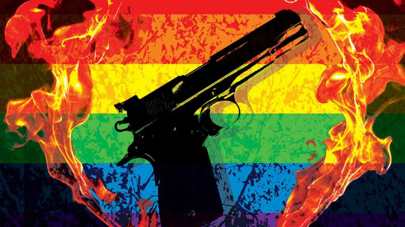 Gun violence as LGBTQ issue