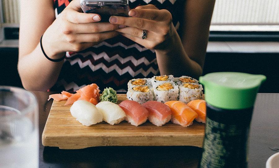 le business des sushis ne connait pas
