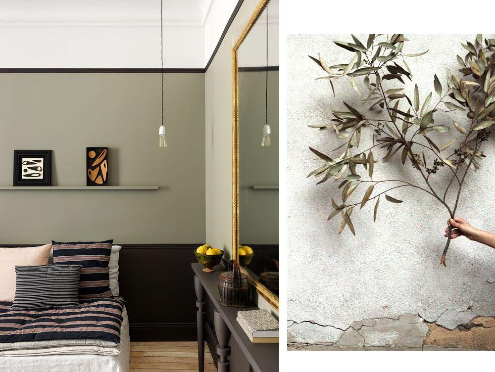 vert olive les bons d tails. Black Bedroom Furniture Sets. Home Design Ideas