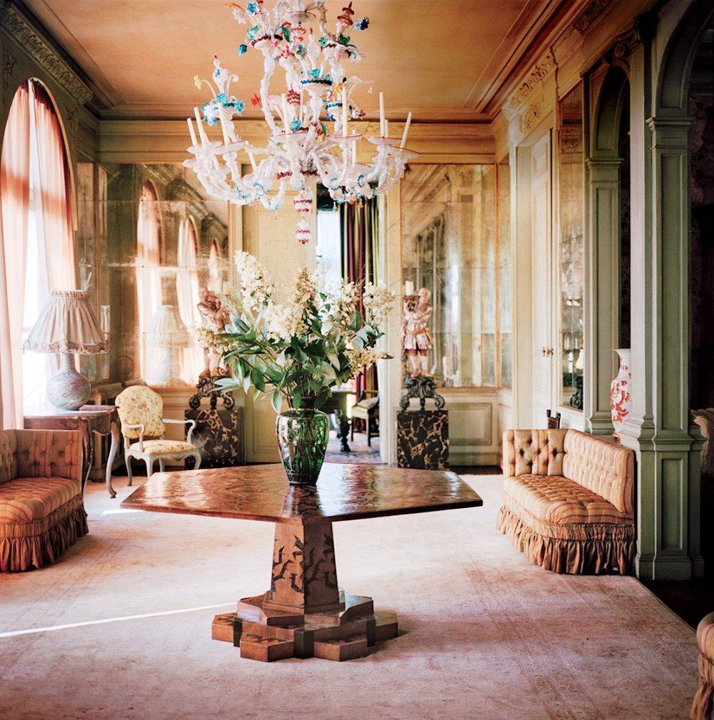 Dries Van Noten's house, Liers, Belgium • Les Bons Détails
