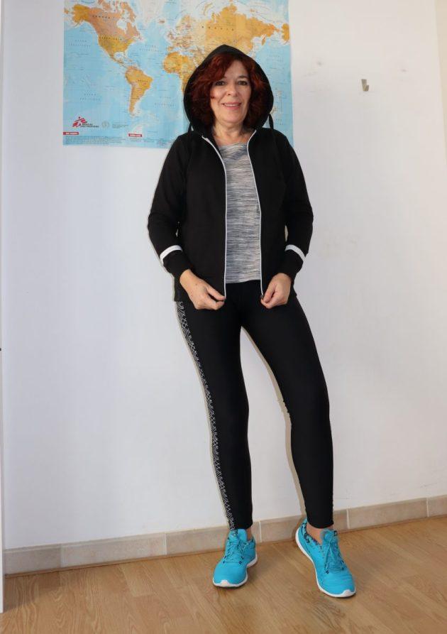 Défi forme - réussite - fitness - forme - quinqua- sport