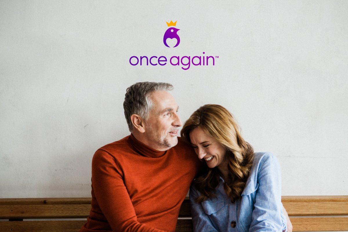 once again - application - rencontres - 50 ans - célibataires - amour