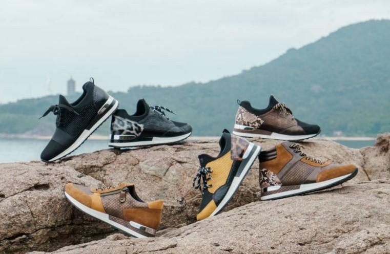 Des chaussures confortables et tendance
