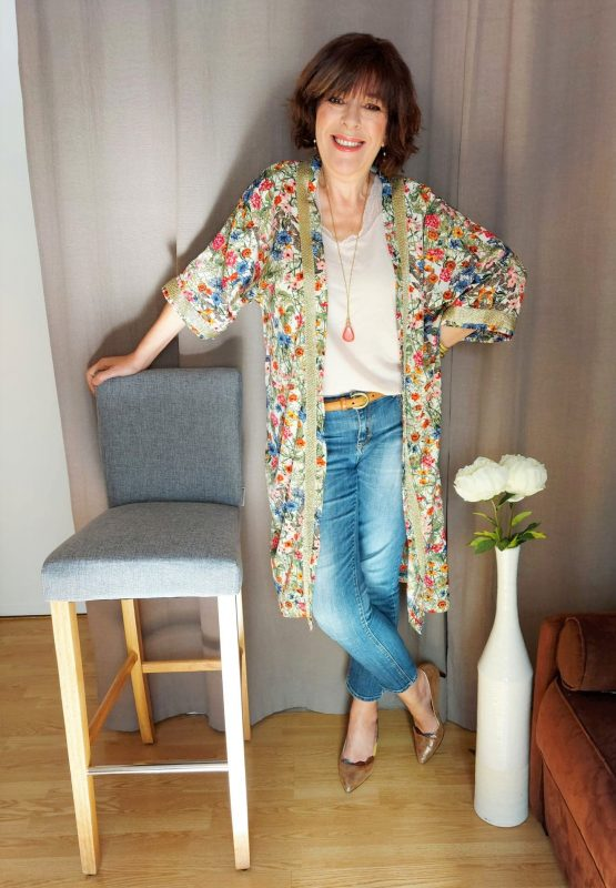 Comment porter le kimono
