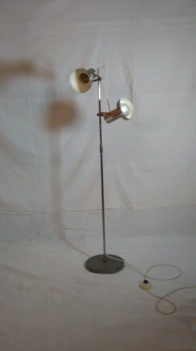 lampadaire space age annees 70