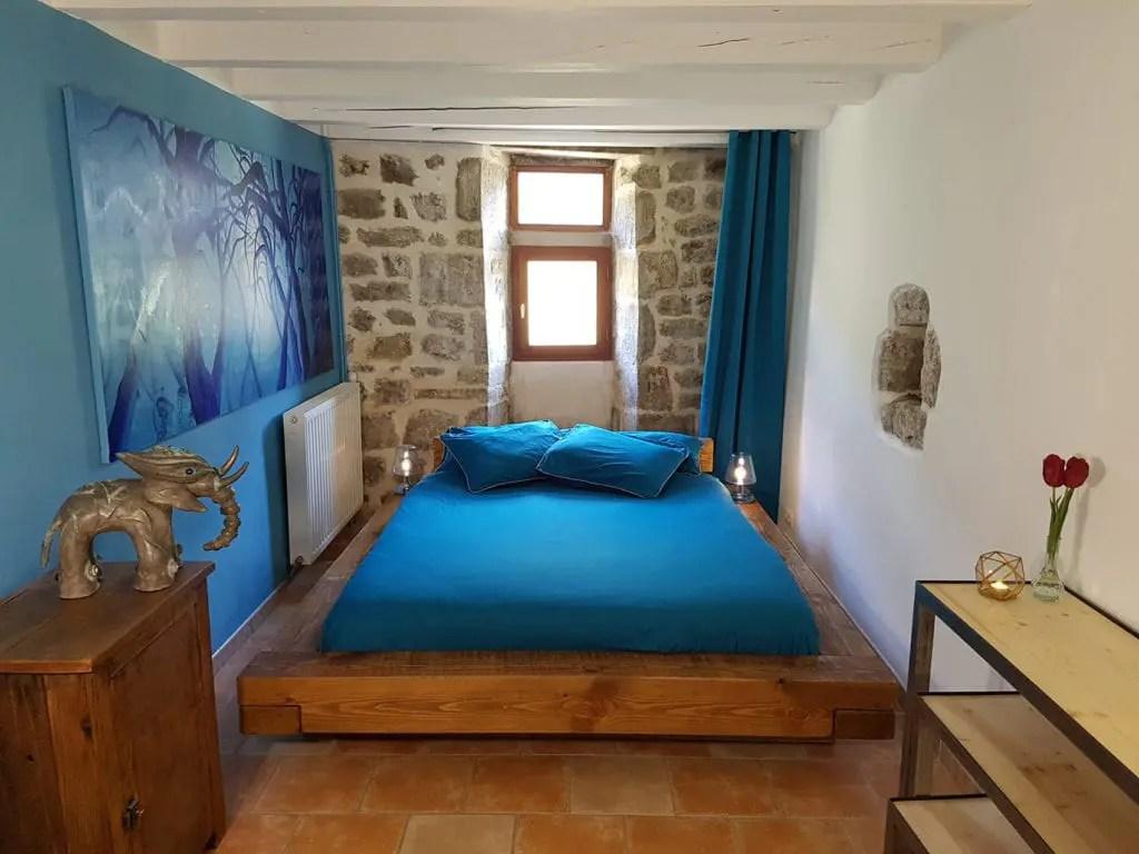 La Grande Bleue 1842 – Chambre d'hôte en Ardèche