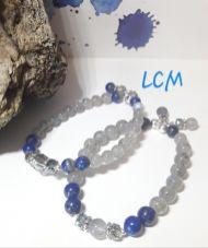 Bracelet Labradorite homme et femme