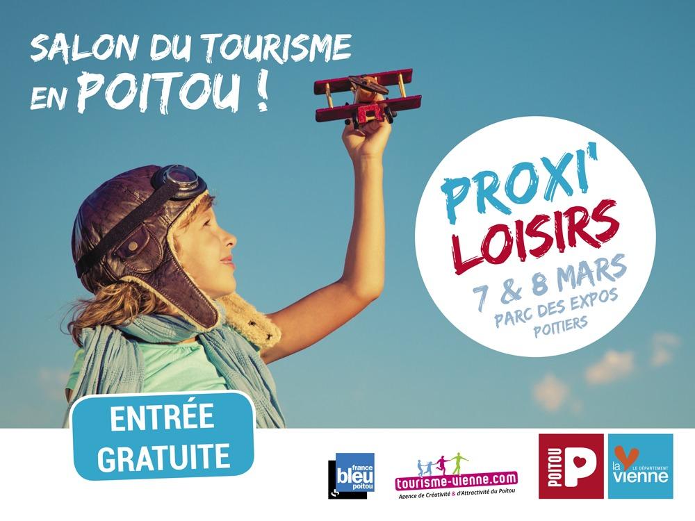 Salon proxiloisirs à Poitiers