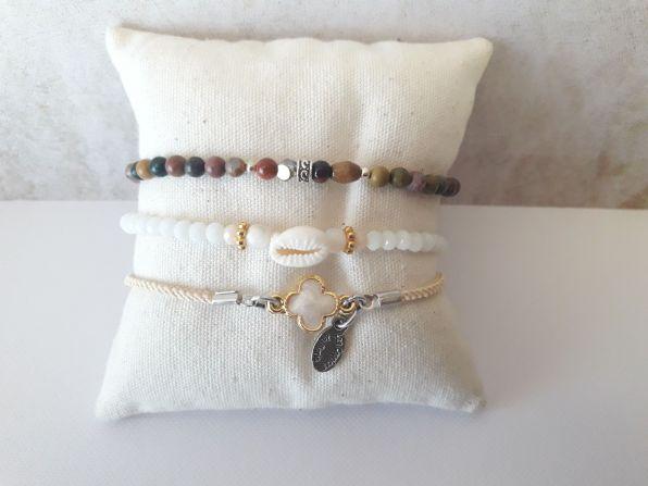 Bracelets thème Naturelle