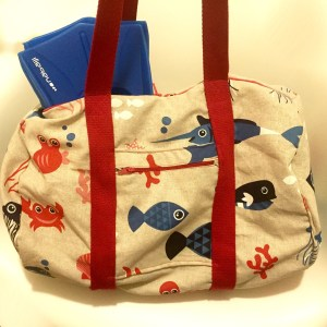 Patron de couture facile : DIY le sac de piscine