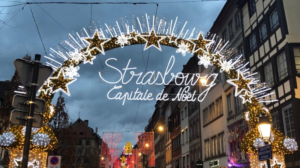 Un week end en Alsace: Christmas market à Strasbourg, Colmar et Obernai.