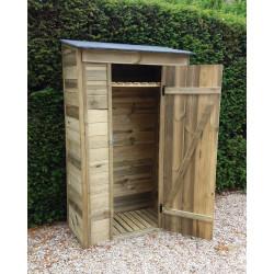 abri de jardin petit abri en bois pas