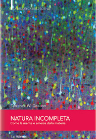 Image result for Natura incompleta. Come la mente e` emersa dalla materia