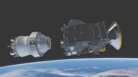 Al via ExoMars, la nuova missione europea verso Marte
