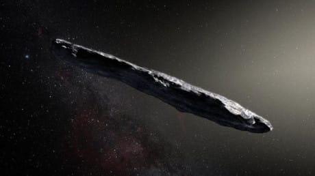 """Delusione! 'Oumuamua è """"solo"""" una cometa"""