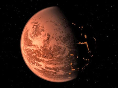 C'è una super Terra ghiacciata intorno alla Stella di Barnard?