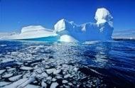 La fusione del ghiaccio antartico e il riscaldamento dell'atmosfera