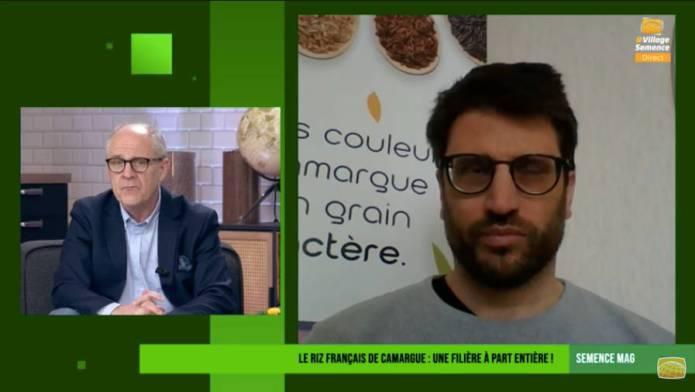 """""""L'IGP """"riz de Camargue"""" certifie que le riz a été cultivé, stocké et transformé en Camargue"""" Arnaud Boisnard, Centre français du riz"""
