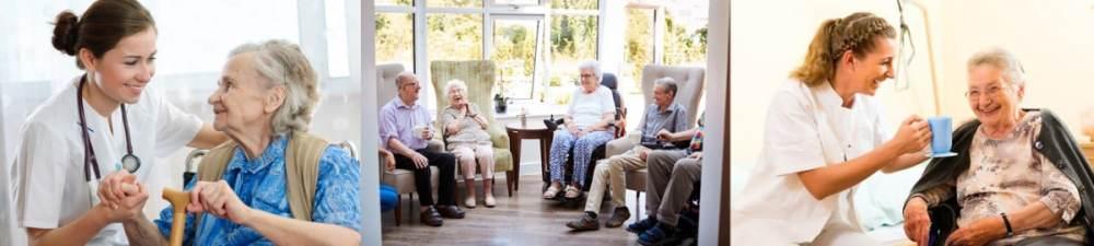 Maisons de retraite - le bonheur