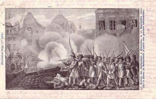 L'utopie 105 - Les journées de septembre 1830
