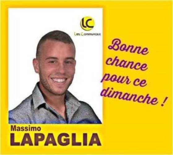 Massimo - Bonne chance aux élections 2018
