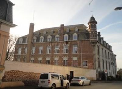 IMP Sainte Gertrude - bâtiment