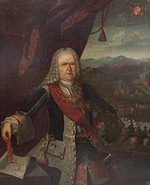 Jean Bonaventure Thierry du mont de Gages