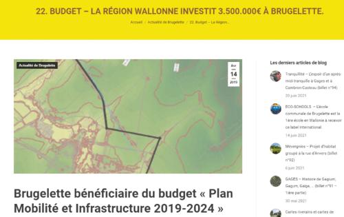 N56b - Budget 3.500.000 € - phase 1