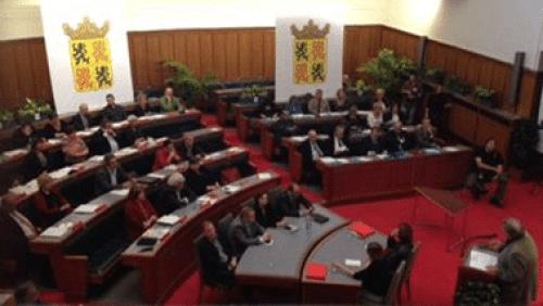 N56b-N7 - Le Conseil provincial devait être consulté