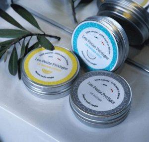 cosmétique à base d'huile d'olive les petits prodiges