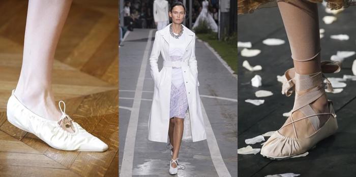 tendance chaussure printemps été 2019