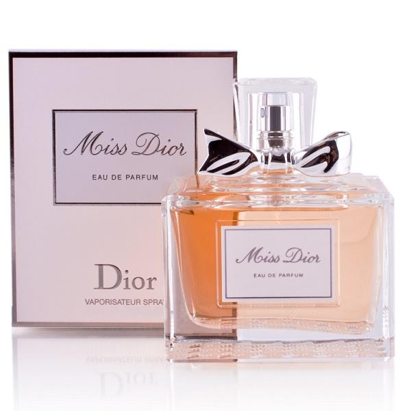 miss dior - fragrance de parfum chypré