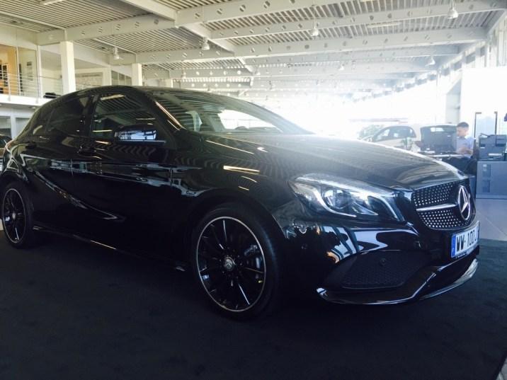 Mercedes Classe A 2