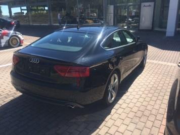 Audi A5 Sportback 3