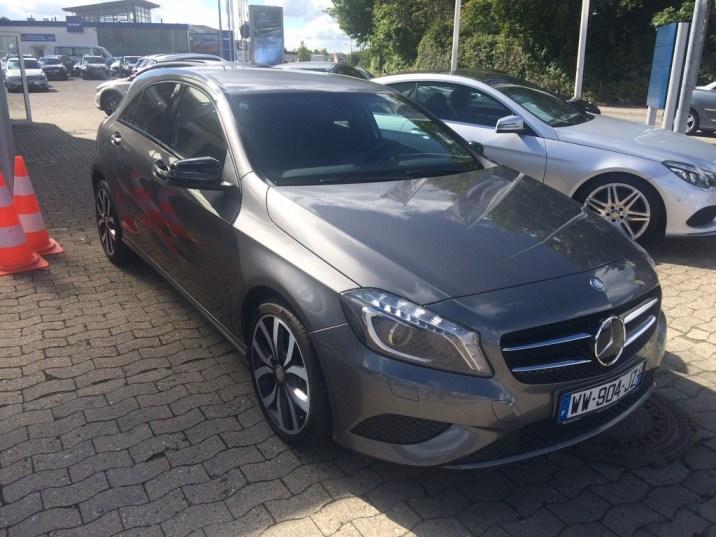 Mercedes-Benz Casse A 180