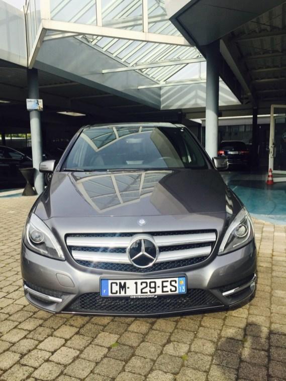 Mercedes-Benz Classe B 200 4