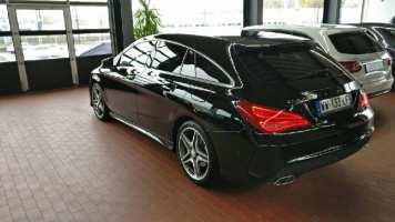 Mercedes-Benz CLA 220D Shooting Brake
