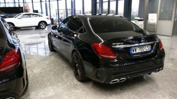 Mercedes-Benz Classe C 63 AMG S 3