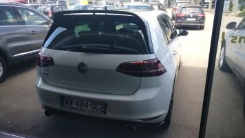 Volkswagen Golf VII GTI Clubsport 2