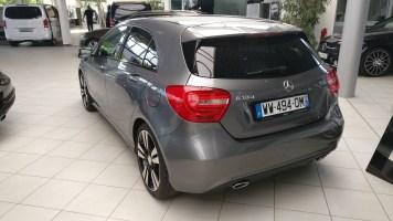 Mercedes-Benz Classe A 180 CDI 2