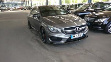 Mercedes-Benz CLA 45 AMG 1